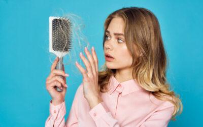 Problem wypadania włosów